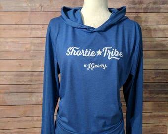 Shortie Tribe HOODIE!