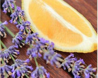 Lemon Lavender Scented Wax Melts