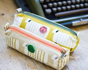 915 Laurie 2 Style Pencil Cases PDF Patterns