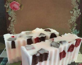 Wild Berry Blossom/Shea Butter Soap