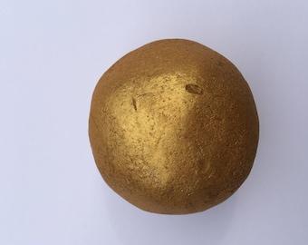 Golden Snitch bubble bar