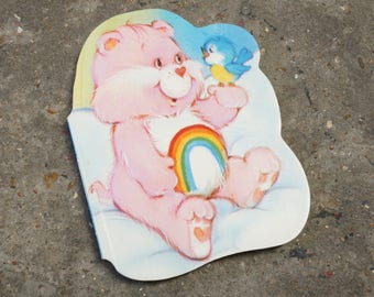 Care bears booklet- care bears- care bears notebook