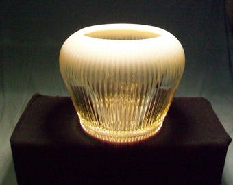 Large Fenton French Opalescent Vase