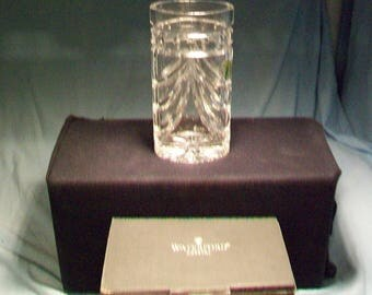 Waterford Concourse Vase Original Box