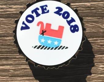 Anti-GOP VOTE 2018 Magnet