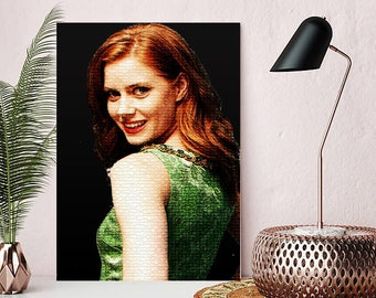 Amy Adams posters, Amy Adams, Amy Adams art, Home Decor, Amy Adams print, Wall art, Amy Adams gift, Movie Poster, picture poster