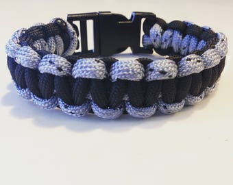 Rugged Paracord Gear | Paracord Bracelet | Cobra Stitch