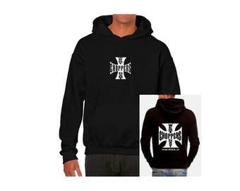 West coast choppers men hoodie different sizes sweatshirt WCC