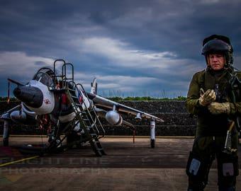 RAF Harrier GR.3