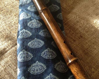 Bamboo Flute with bag