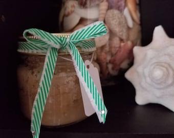 Organic Peppermint Sugar Body Scrub