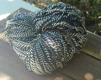 Hand Dyed Hand Spun Yarn