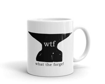 What the Forge? Mug