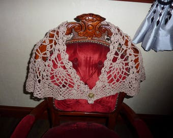Crochet Shawl/Wrap