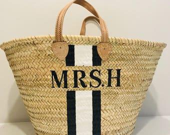 The 'Mrs' Basket - Ibiza