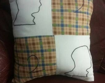 Second Doctor Pillow