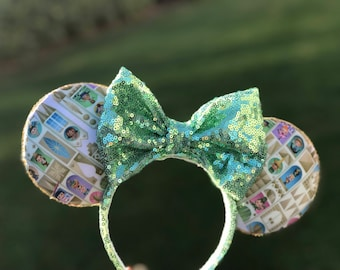It's a Small a World Inspired Ears