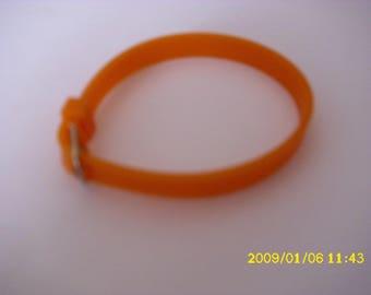 customized silicone bracelet 21 cm