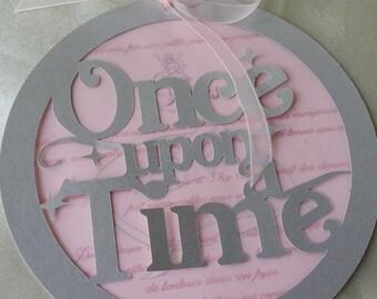 """Share Princess """"Once upon a time"""""""