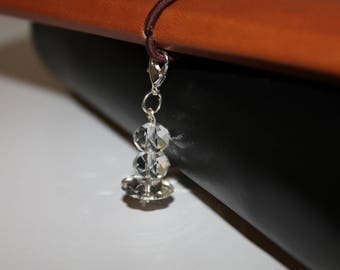 Sparkling Crystals Charm