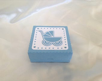 Baptism favors box