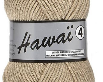 4 skeins wool cotton string (791) needle 4-4, 5 - strand Hawaii Lammy Yarns, 60% cotton knit