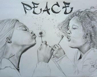 PORTRAIT | Message de Paix