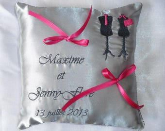 Cushion pillow for wedding fashion theme