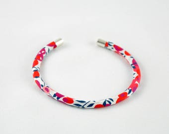 Liberty Wiltshire red Bangle Bracelet
