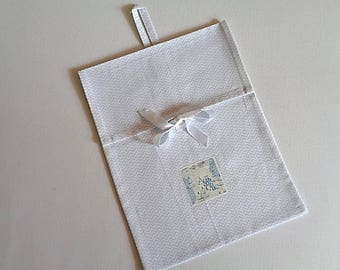 DrawString gift bag or lingerie bag