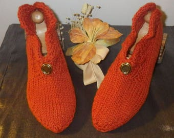 Adult slippers 37/39 fall color