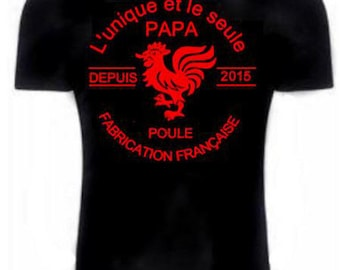 Black shirts for dads