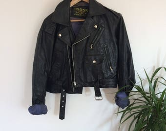 Leather Jacket, motorcycle jacket