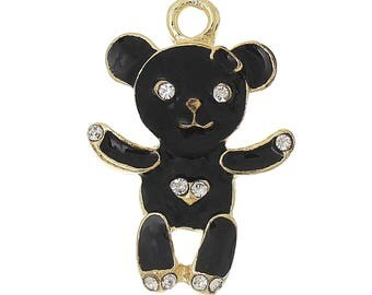 1 charm Christmas Teddy bear within 15 days
