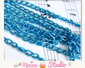 10M blue aluminum chain goes n28044 aluminum horse