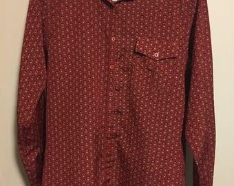 Vintage Liz Claiborne shirt 70s