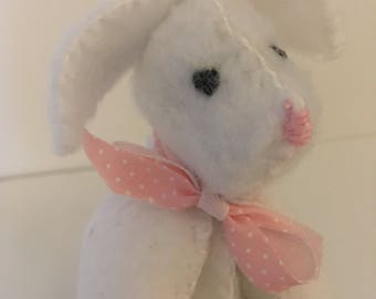 Easter Bunny plush