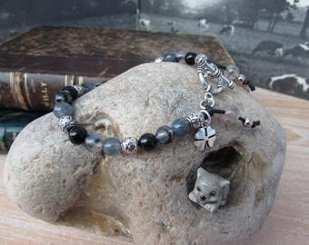 "Bracelet natural stones ""Thamserku"""