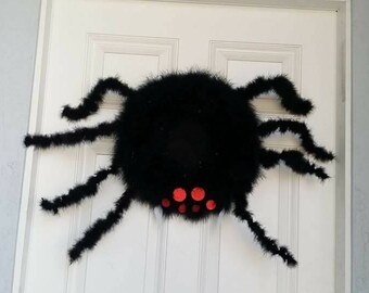 Giant Spider Wreath