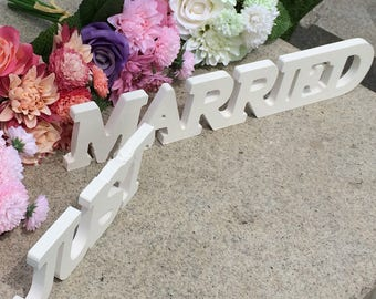 Just Married mariage, bannière de voiture escapade, Just Married, juste marié bannière, juste marié signe, Just Married