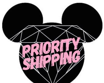 Priority 2 Day shipping add on!