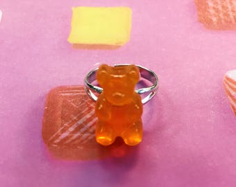 Gummy Bear Rings