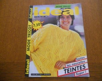 Fashion knit IDEAL number 5 - 6 June 1986