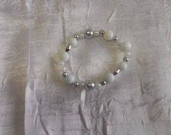 Little maid of honor bracelet