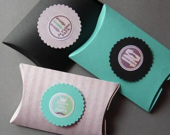 3 GIFT BAGS
