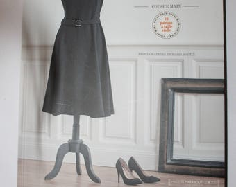"Book""-perfect dress"" Marie hand sewn Duhamel"