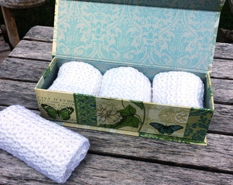 Ultra Pima Cotton Spa Cloths Luxe Box Set