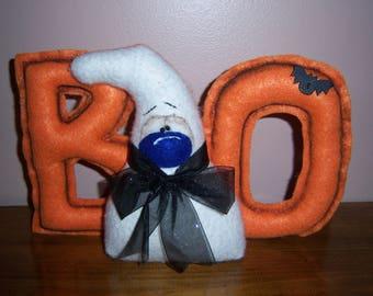 Primitive Ghost Doll Shelf Sitter