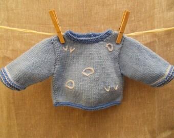 Life jacket baby blue Premature