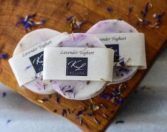 Lavender Yoghurt